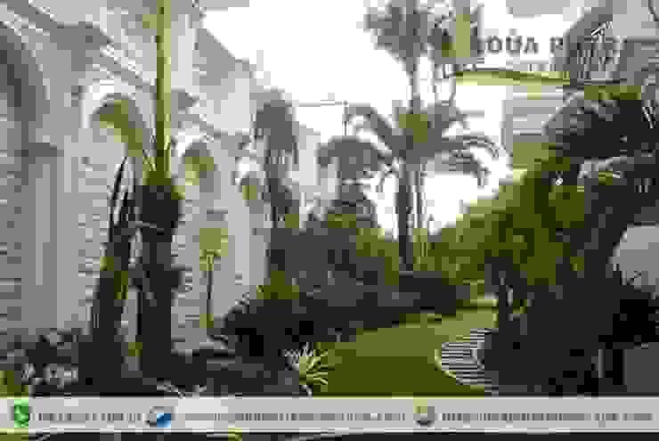 Dua Putra Landscape Сад