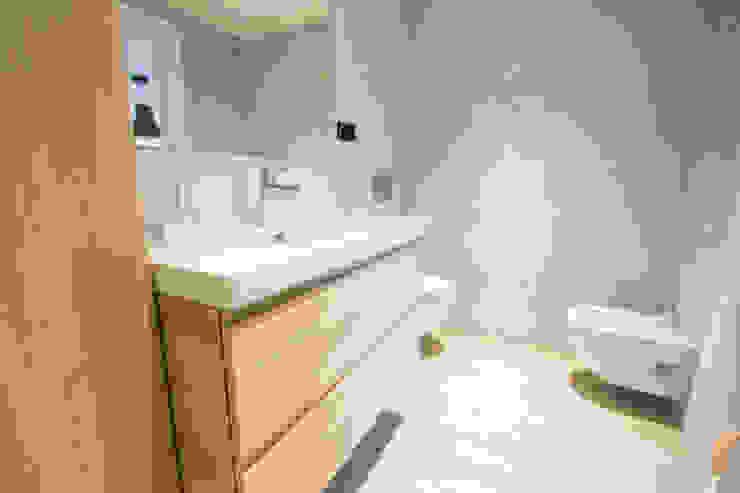 İskandinav Banyo Bocetto Interiorismo y Construcción İskandinav