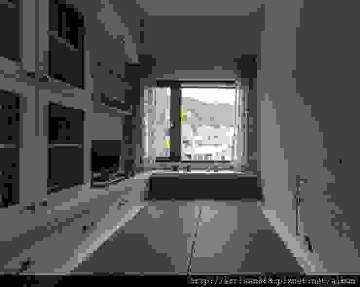 Dormitorios de estilo rural de 芸匠室內裝修設計有限公司 Rural