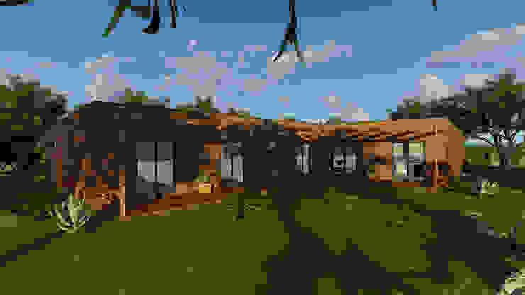 Discovercasa | Casas de Madeira & Modulares Wooden houses Wood Brown