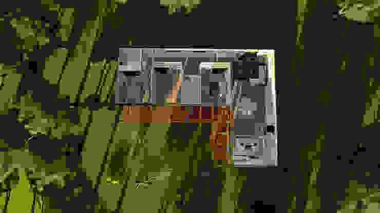 Discovercasa | Casas de Madeira & Modulares Casas prefabricadas Madera Marrón