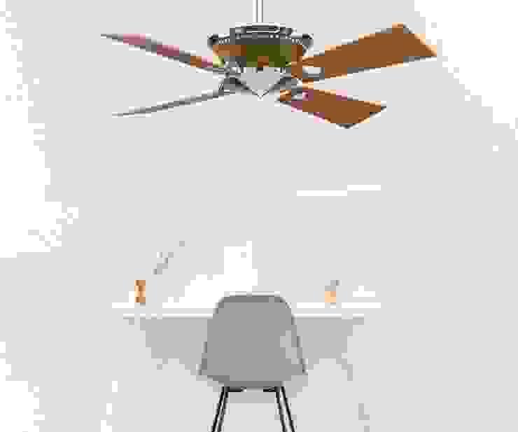 CASA BRUNO vielseitige Ventilatoren ergänzen jedes Interior Design und helfen beim Energiesparen von Casa Bruno - the way to feel good
