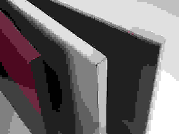 RAUVISIO brillianr - kolory Prugna, Gabbiano metallic, Vino od REHAU Polska Nowoczesny