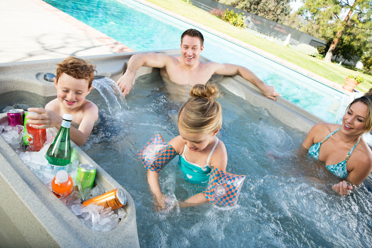 SPA EXCURSION - 5 PERSONAS Premier Pools S.A.S. SpaAccesorios para piscinas y spa