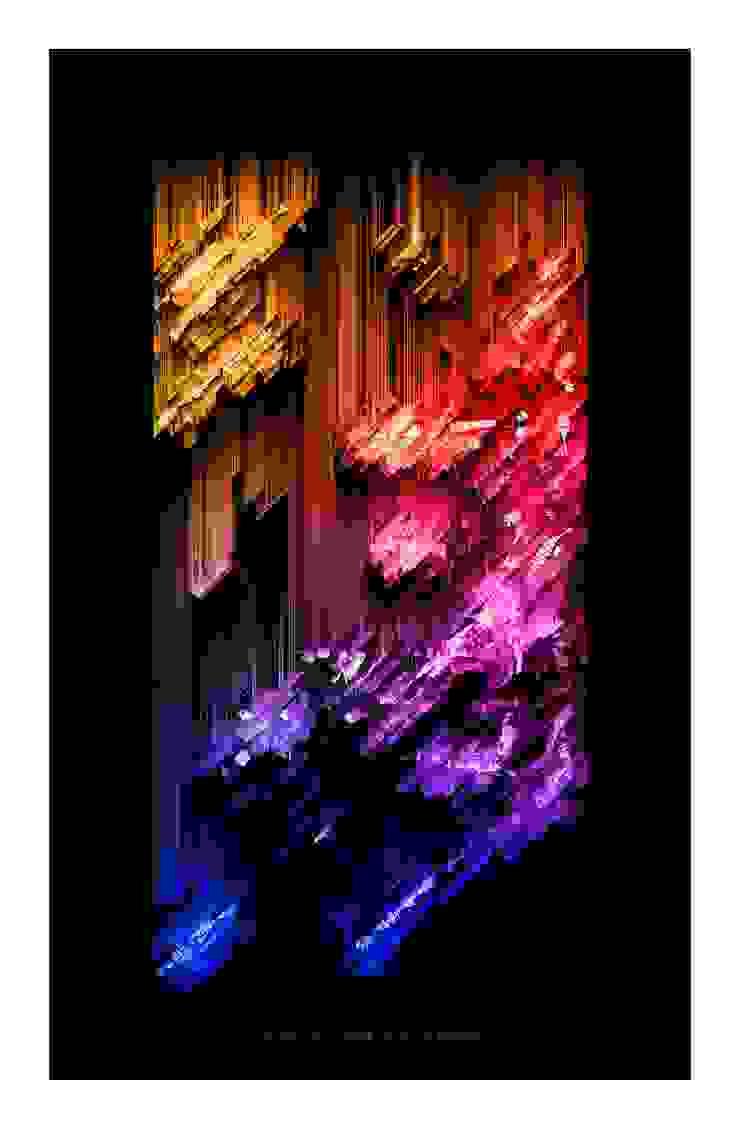 """Monolith"" de Chris Fierro Arte Visual Moderno"