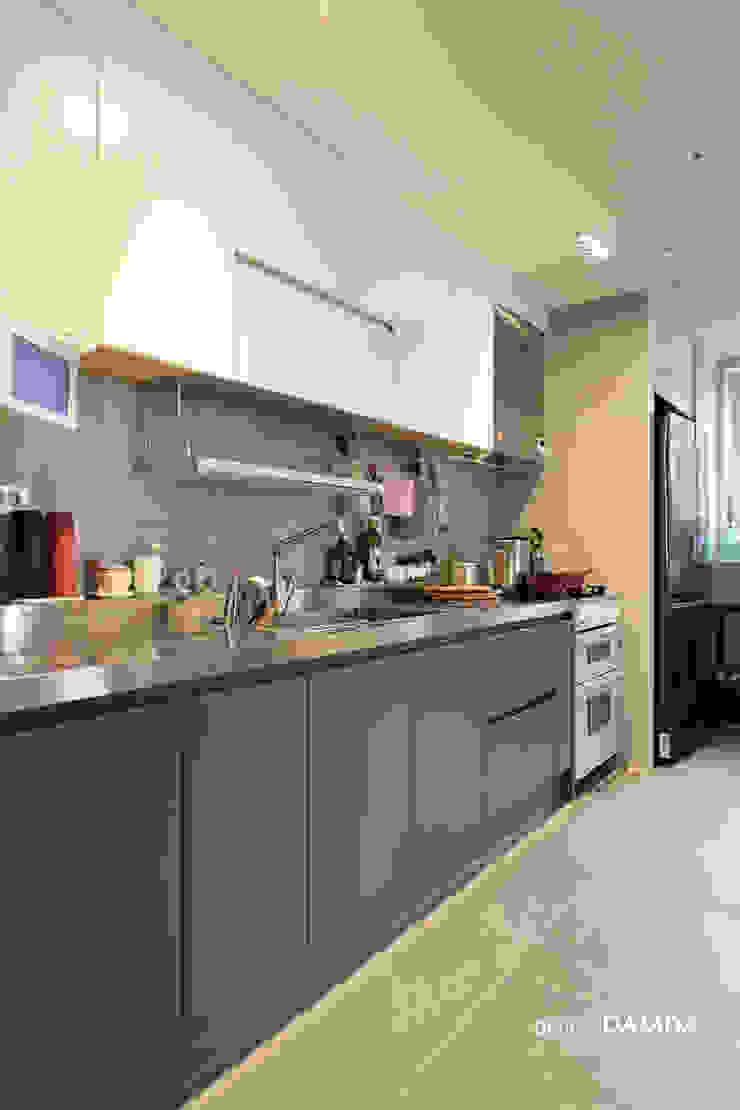 디자인담다 現代廚房設計點子、靈感&圖片
