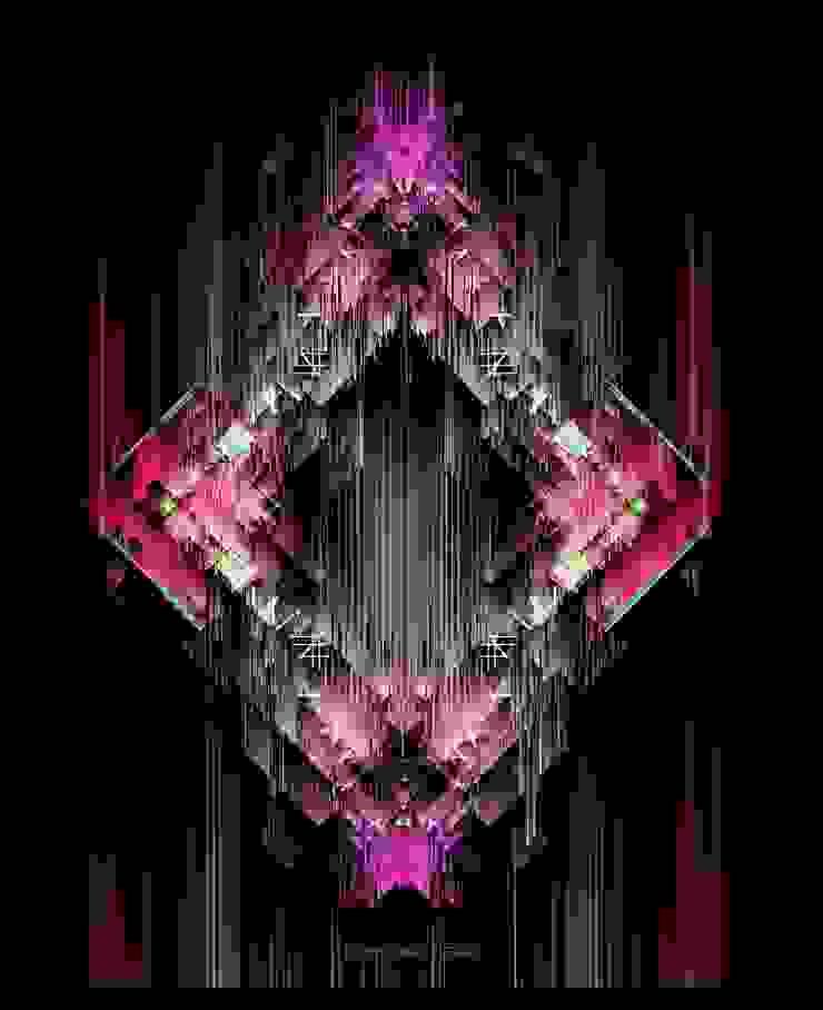 """""""A new machine"""" de Chris Fierro Arte Visual Moderno"""