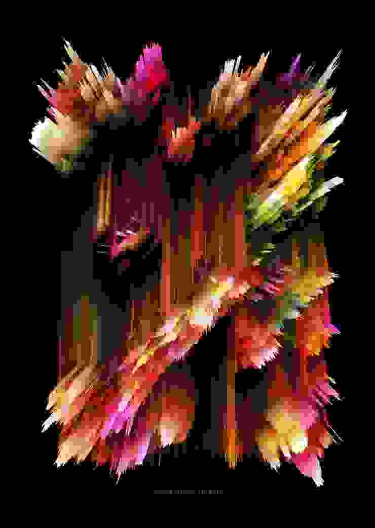 """Break the rules"" de Chris Fierro Arte Visual Moderno"