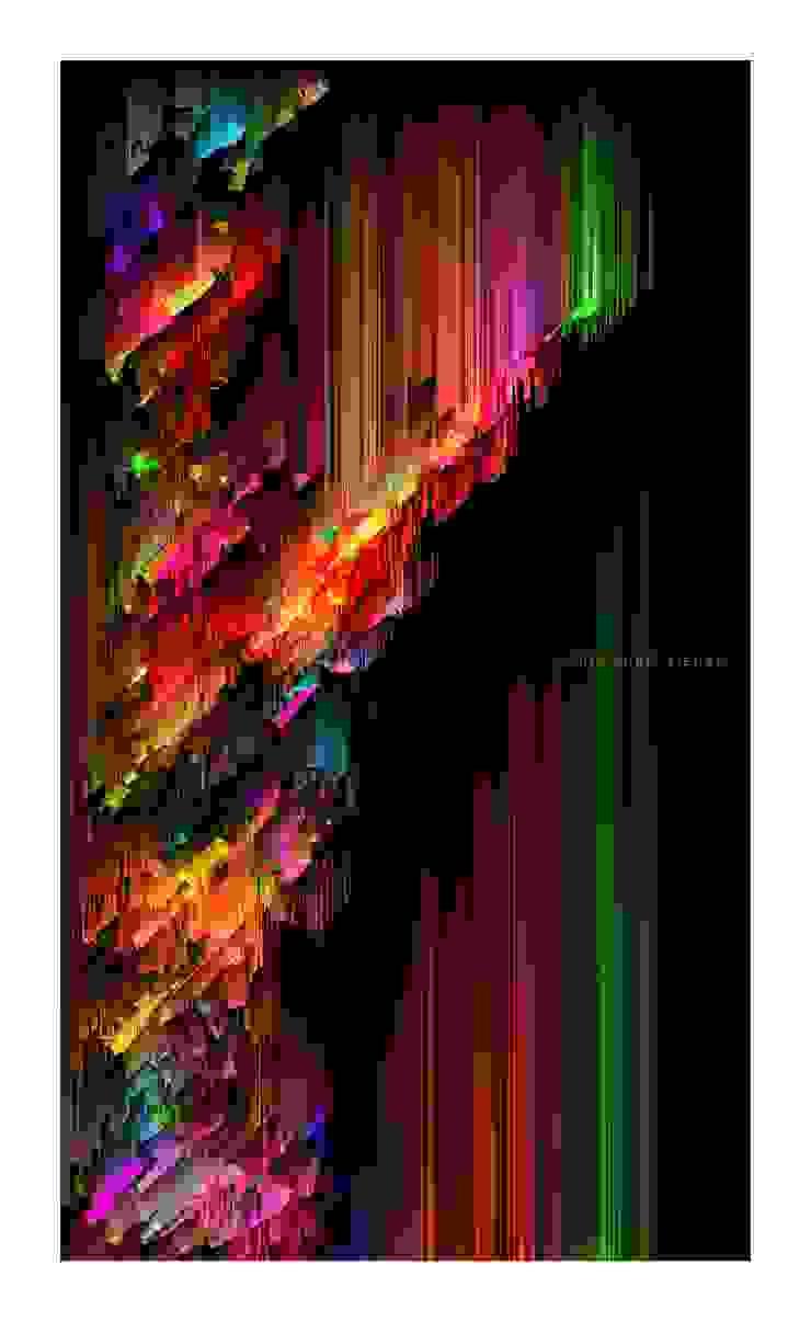 """Vertical+diagonal"" de Chris Fierro Arte Visual Moderno"