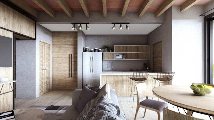 par Mouret Arquitectura Moderne