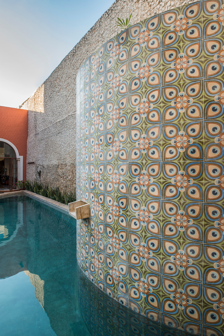 colonial  by Taller Estilo Arquitectura, Colonial