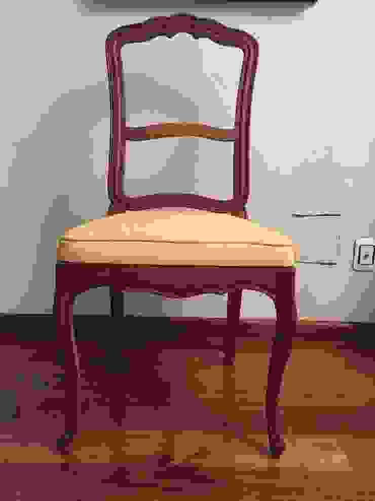 von Pancho R. Ochoa Interiorismo Rustikal Massivholz Mehrfarbig