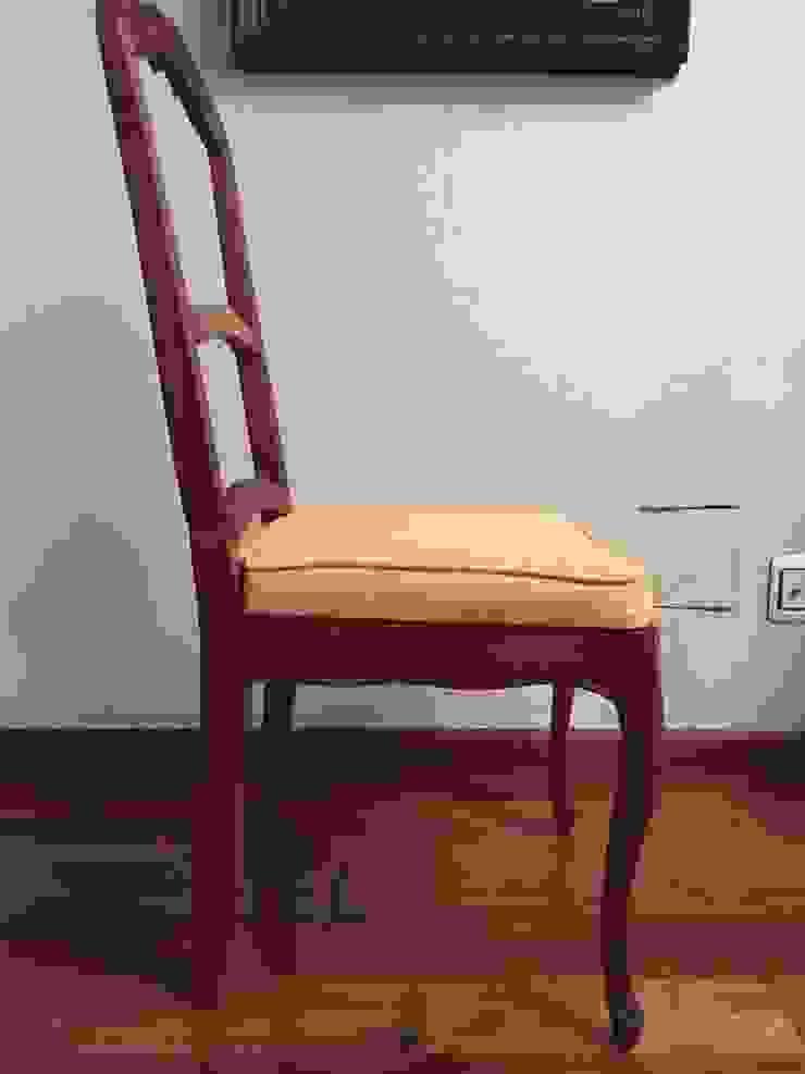 modern  von Pancho R. Ochoa Interiorismo, Modern Massivholz Mehrfarbig