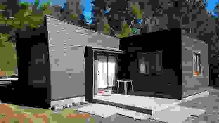Casa Negrón Alvarado de AEG Arquitectura, Asesoría y Construcción. Minimalista