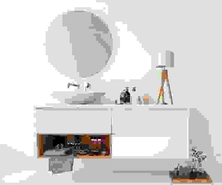 MOBILIARIO BAÑO Baños de estilo minimalista de CERAMIX HOME Minimalista