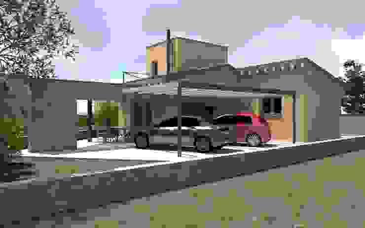Architetti Baggio Modern houses