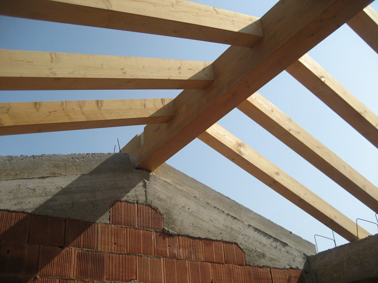 Architetti Baggio Gable roof