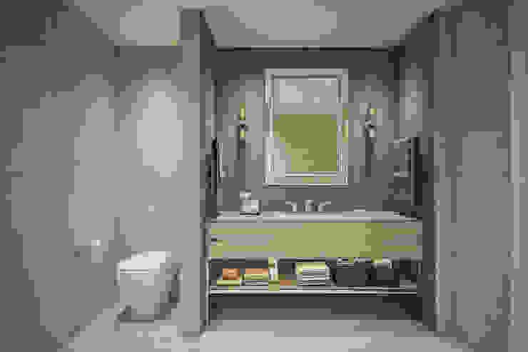 S&E Esnafoglu Evi Modern Banyo yücel partners Modern