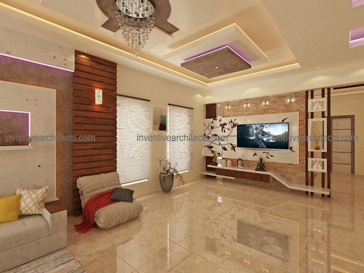 Interior Project Inventivearchitects Modern living room