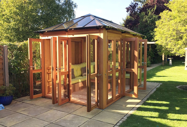 Outdoor Garden Rooms Garden Furniture Centre Modern garden