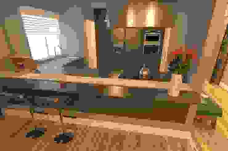 Kitchen units by Örümcek Mimarlık, Modern