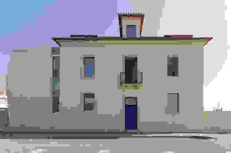 Projeto Arquitetura - Moradia na Granja MJARC MJARC - Arquitetos Associados, lda Casas modernas