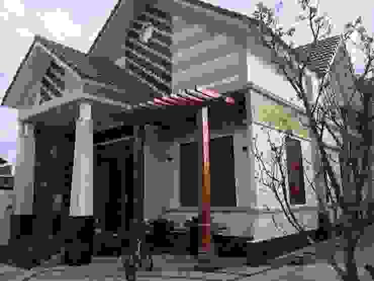 Công trình biệt thự 1 tầng đẹp ở Gia Lai bởi Việt Architect Group
