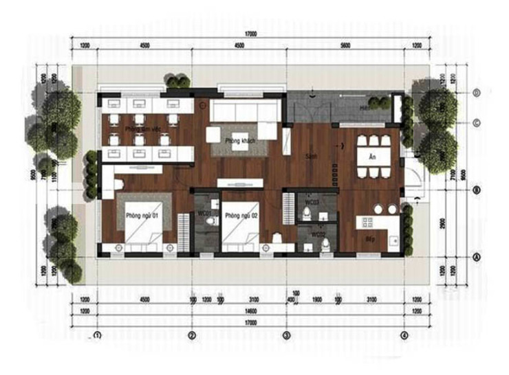 by Việt Architect Group
