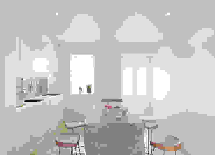Corpo Atelier Kitchen White