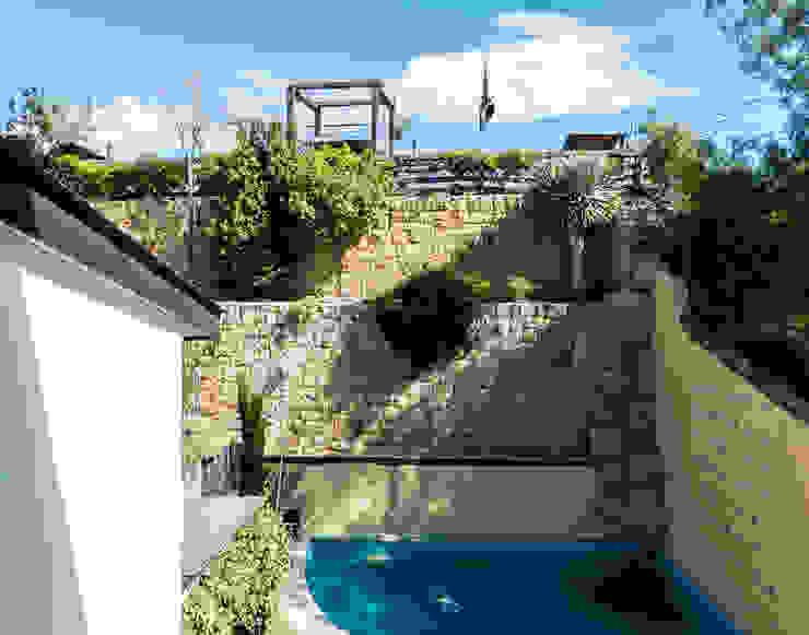 Taman Modern Oleh JoseJiliberto Estudio de Arquitectura Modern
