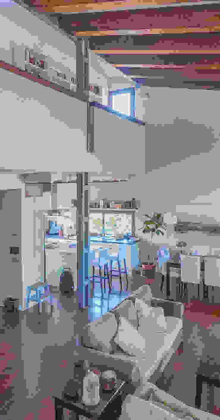 Dapur Modern Oleh JoseJiliberto Estudio de Arquitectura Modern