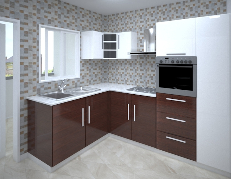 Modular Kitchen Interior Design Homify