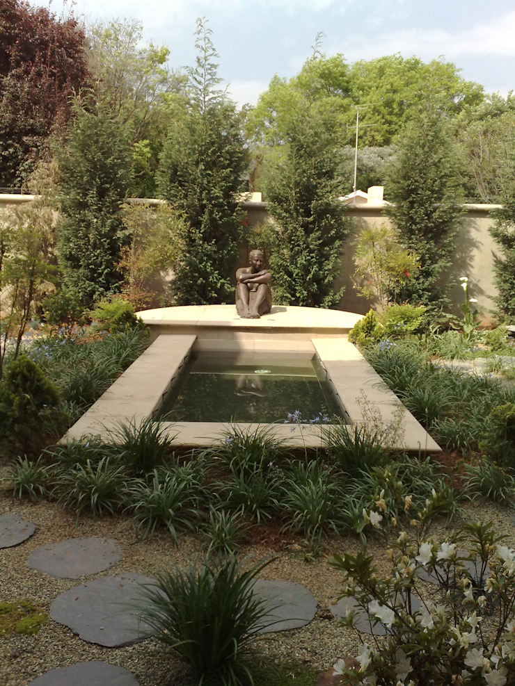 CHASKELSON Classic style garden by Japanese Garden Concepts Classic