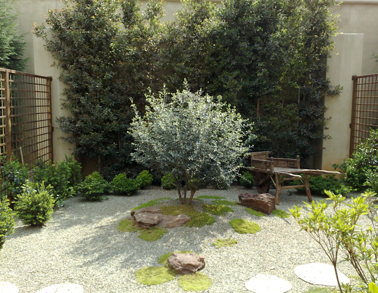 CHASKELSON Asian style garden by Japanese Garden Concepts Asian