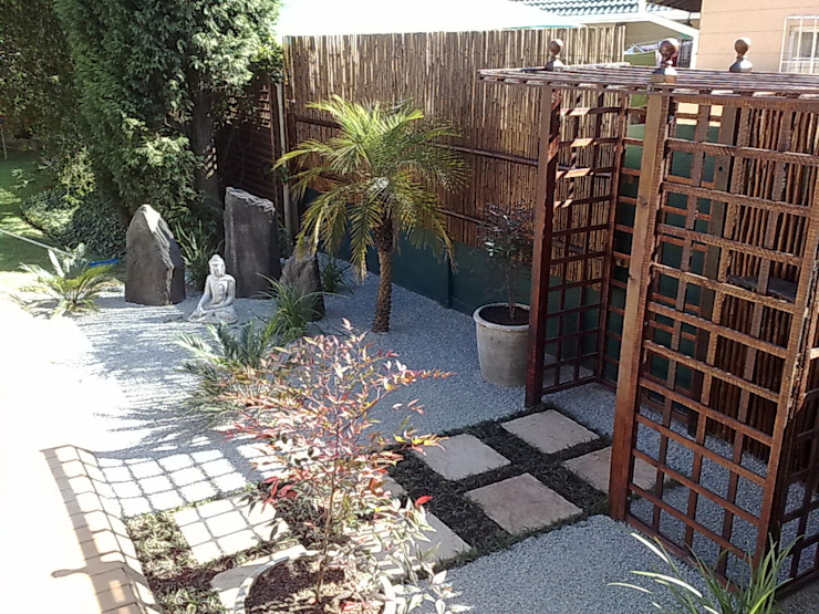 COOPER Asian style garden by Japanese Garden Concepts Asian