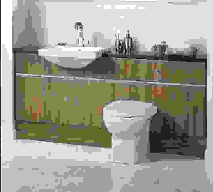 Luxury Bathroom Furniture: modern  by Utopia Furniture, Modern
