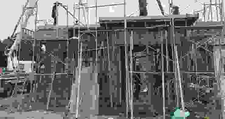 建築體灌漿工程 懷謙建設有限公司