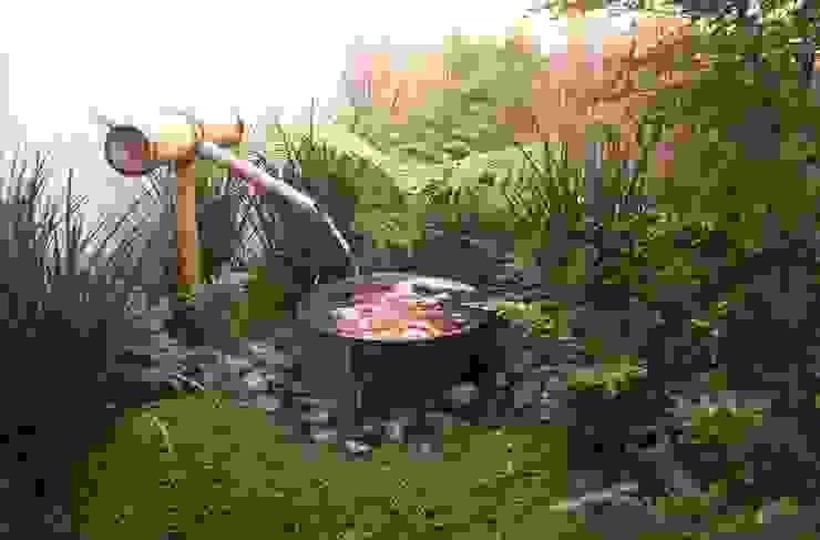 FIENBERG Asian style garden by Japanese Garden Concepts Asian