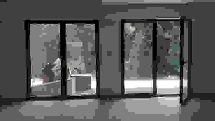 par Discovercasa | Casas de Madeira & Modulares Moderne Bois Effet bois