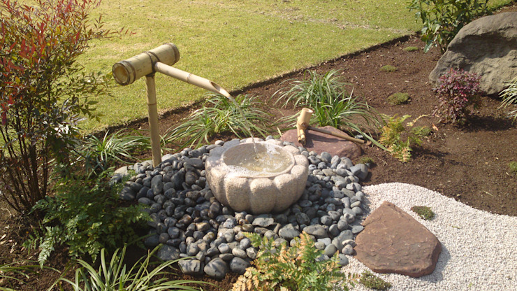 MEDHOLD by Japanese Garden Concepts Asian