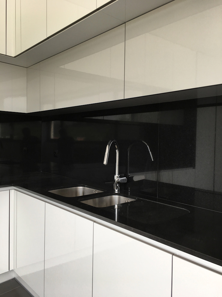 KUUK Kitchen units White