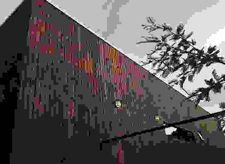 Fachadas de corner Moderno