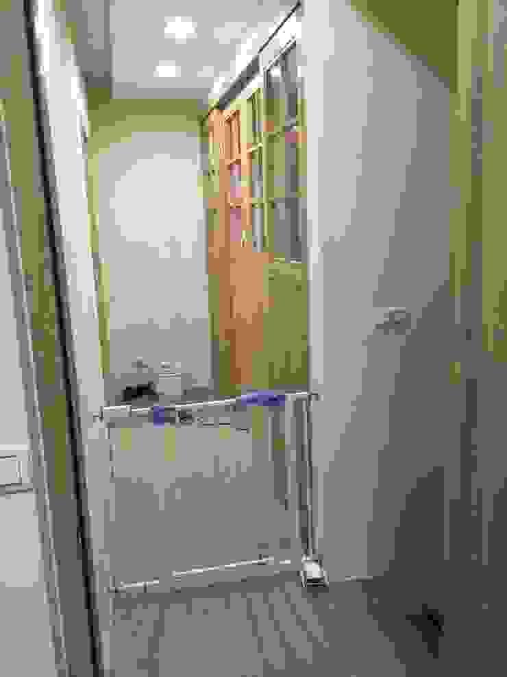 三樓女兒房: 斯堪的納維亞  by 懷謙建設有限公司, 北歐風