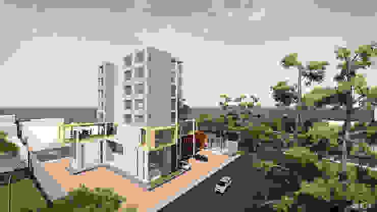 Hotel Jepara 2 Oleh SARAGA Studio Arsitektur