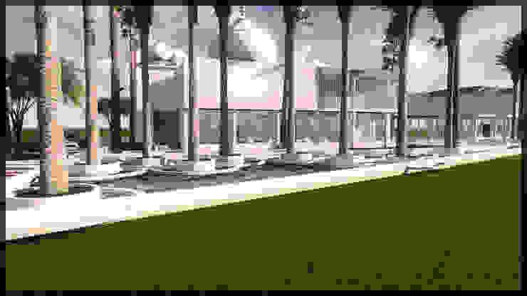 Masjid Kopo Oleh SARAGA Studio Arsitektur