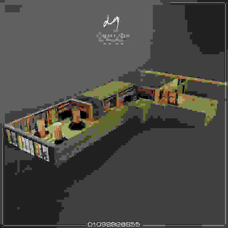 Hotel  Entrance by Dalia Gaber : حديث  تنفيذ DeZign center office by Dalia Gaber , حداثي