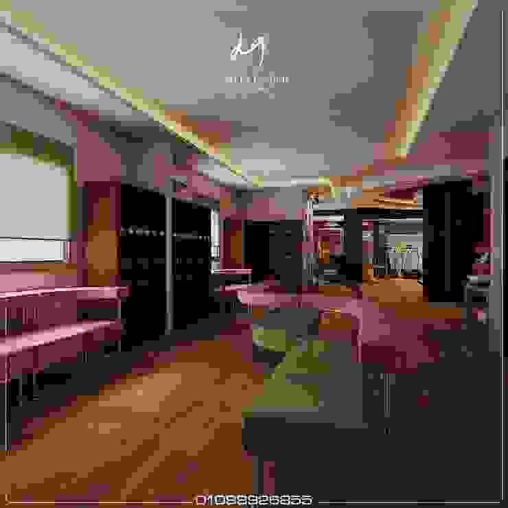 Hotel Women  Gym by Dalia Gaber: حديث  تنفيذ DeZign center office by Dalia Gaber , حداثي