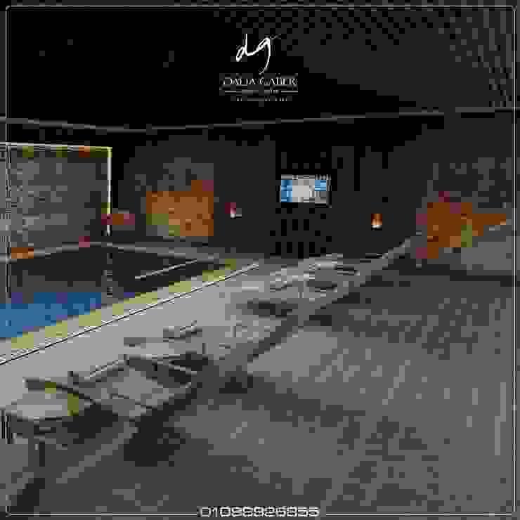 Hotel Women Pool   by Dalia Gaber: حديث  تنفيذ DeZign center office by Dalia Gaber , حداثي