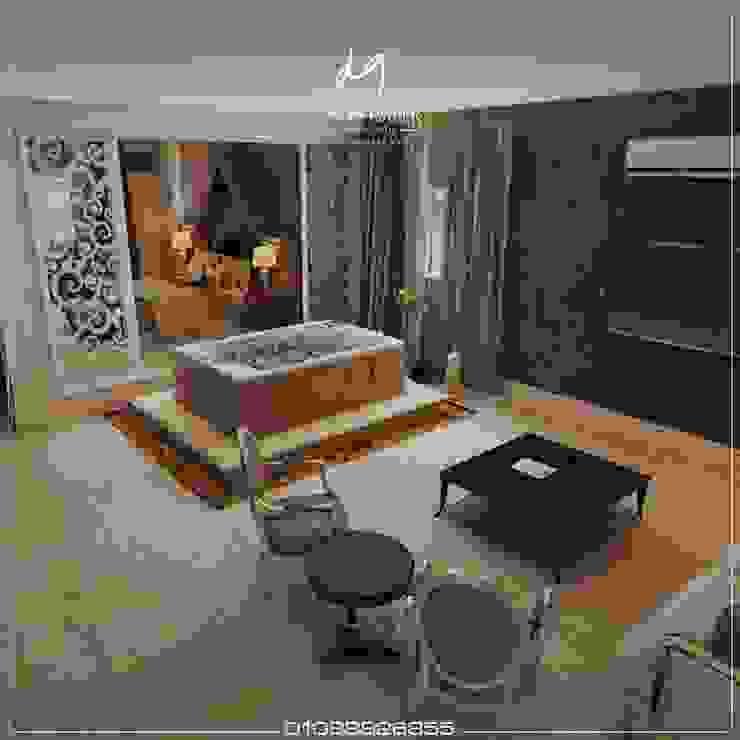 Hotel Bedroom Design by Dalia Gaber Dezigncenter office : كلاسيكي  تنفيذ DeZign center office by Dalia Gaber , كلاسيكي