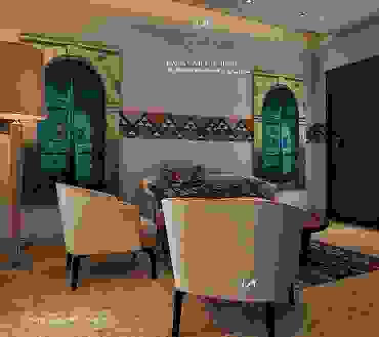 Hotel bedroom  Design by Dalia Gaber Dezigncenter office : ريفي  تنفيذ DeZign center office by Dalia Gaber , ريفي